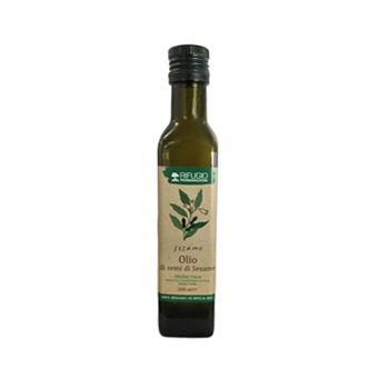 Olio di semi di sesamo 250 ml