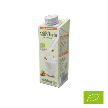 Latte di mandorla 250 ml BIO
