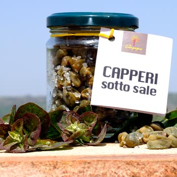 Capperi sotto sale 130g